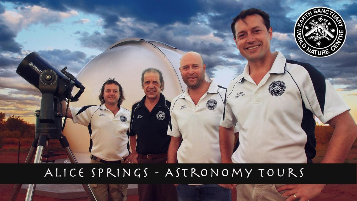 Alice Springs Astronomy Tours  Highlights  Waxing Gibbous Moon & 3 Planets
