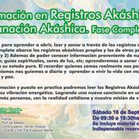 Formacin en Registros Akshicos y Sanacin Akshica