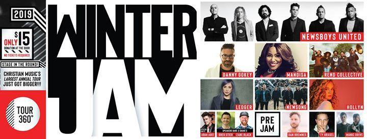 Winter Jam 2019 - St. Louis MO
