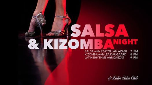 Salsa Kizomba for beginners & Social Dancing
