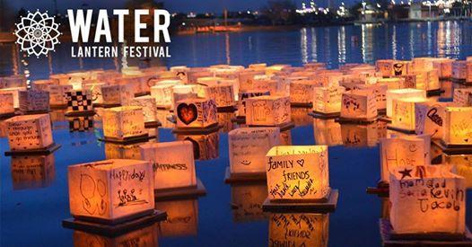 New York  New Jersey  Water Lantern Festival