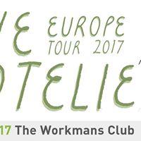 The Hotelier - The Workmans Club Dublin