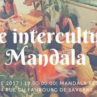 Soire interculturelle au Mandala