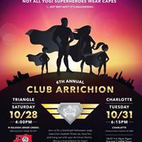 Club Arrichion 2017 (Halloween Yoga Party)