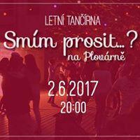 Smm prosit v ervnu  Letn tanrna na Plovrn