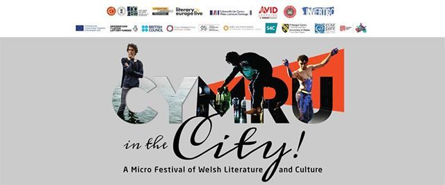 Cymru in the City Micro-Festival of Welsh Literature & Culture
