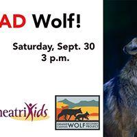 Big RAD Wolf Flagstaff Festival of Science