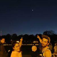 Francis Park Stargazing