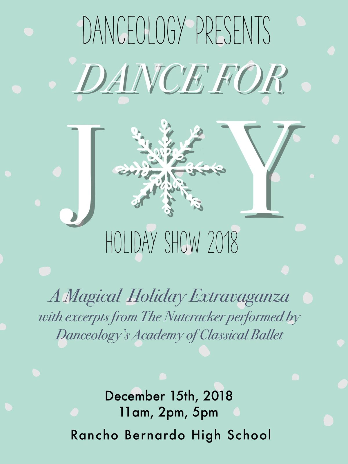 Rancho Bernardo High School Campus Map.Danceologys Annual Holiday Show Dance For Joy At Rancho Bernardo