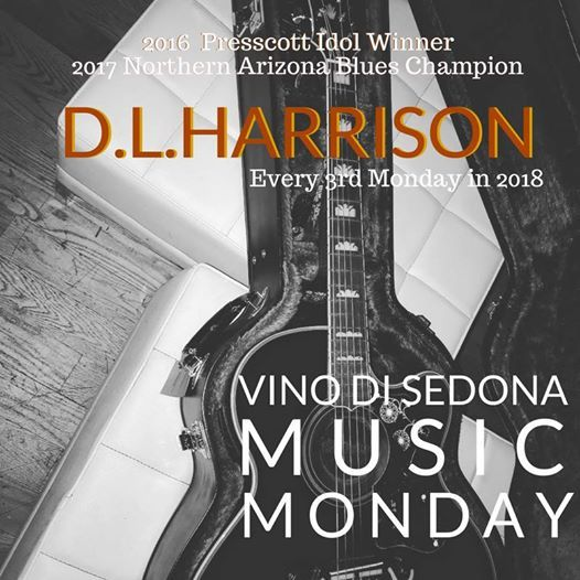 D.L. Harrison At Vino Di Sedona