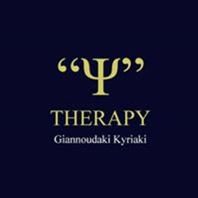 Ψ Therapy - Giannoudaki Kyriaki