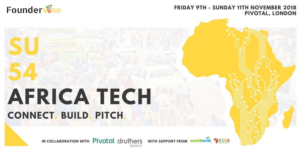 Startup 54 Africa Tech