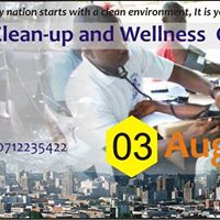 City Clean-up &amp Wellness Campaign