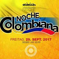 Noche Colombiana - Velvet Frankfurt