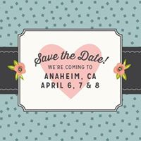 Stamp &amp Scrapbook Expo - Anaheim CA