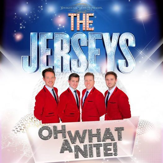 The Jerseys - Oh What a Nite - Live In Blackpool