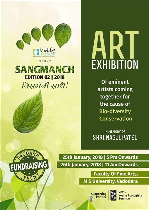 Sangmanch Edition - 02 - 2018 Pagdand Fundraising