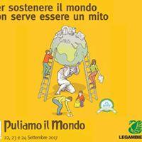 Puliamo Il Mondo 2017 iniziative a Latina e Sezze
