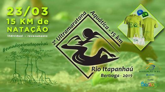 2 Ultramaratona Aqutica do Rio Itapanha