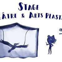 Stage Enfants  la dcouverte du Thtre dombres &amp Jeu masqu