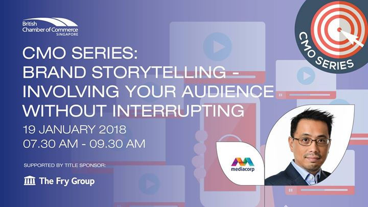 Brand Storytelling Involving Your Audience Without Interrupting