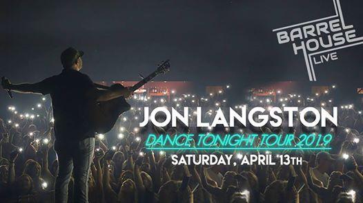 Jon Langston  Masters Week at Barrelhouse LIVE (Augusta GA)