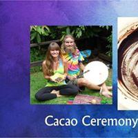 Soul Medicine Cacao &amp Sound in Sacred Ceremony - Harrison