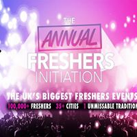 Freshers Initiation  Lancasters Biggest Freshers Event