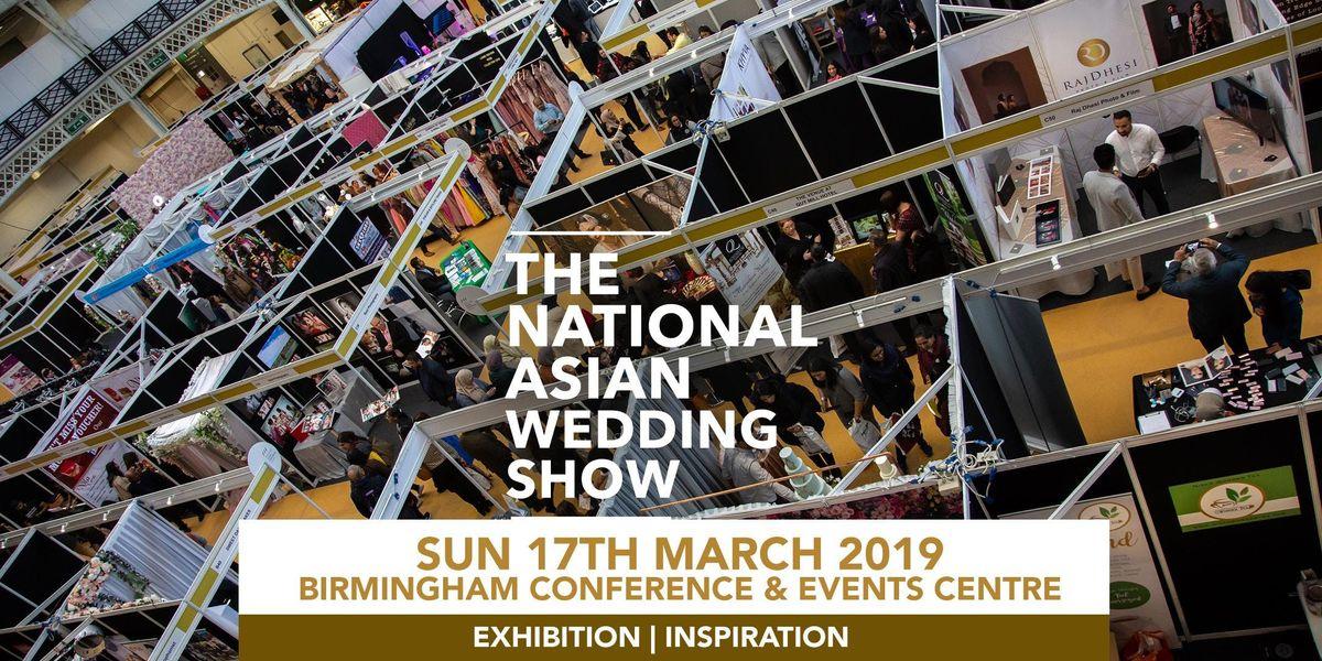 The National Asian Wedding Show Birmingham