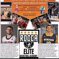 First Annual Rocca Elite Basketball Academy