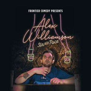 Alex Williamson Sin On My Face - 2019 Adelaide Fringe