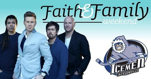Icemen Game and Concert feat. Building 429