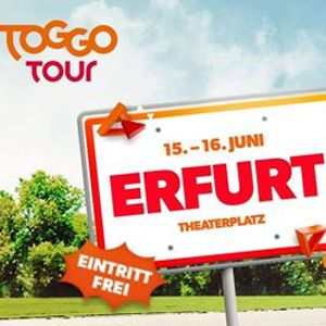 Toggo Tour Erfurt 2021