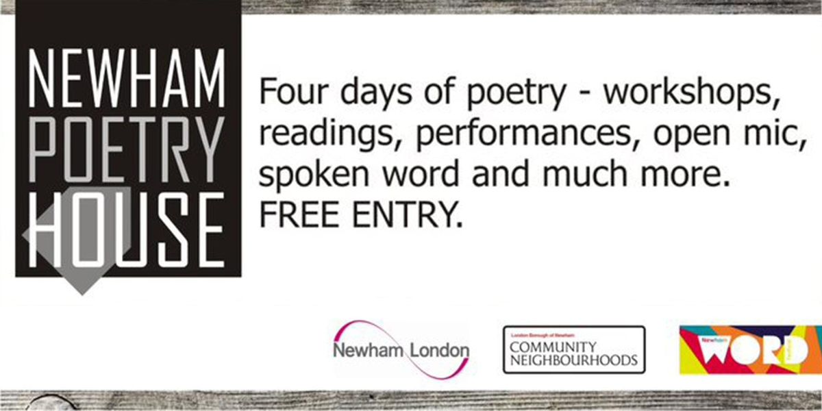 Newham Poetry House