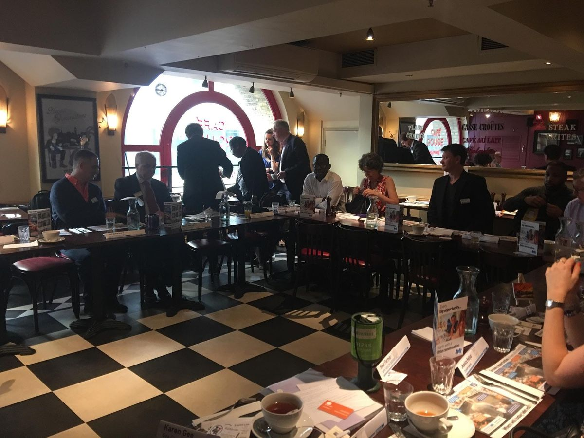 4 Networking Wanstead East London Breakfast
