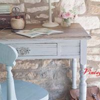 Corso di Vintage Paint - &quotridare colore ai tuoi oggetti in legno