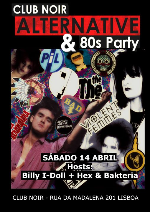 Alternative & 80s Party