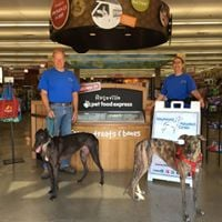 GAC at Roseville Pet Food Express