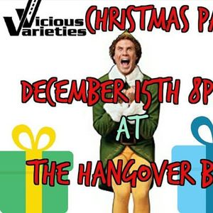 Vicious Varieties Christmas Party