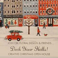 Creative Christmas Open House