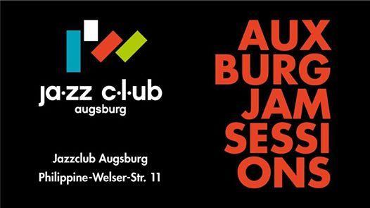 Auxburg Jam Session 106 - Martin Seeliger (sax)