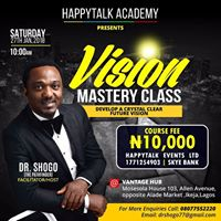 Vision Mastery CLASS