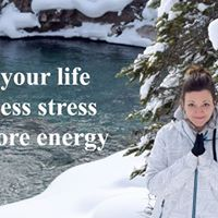 Live your life with less stress and more energy