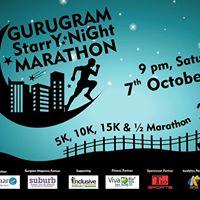 2nd Gurugram Starry Night Marathon