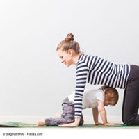 Toddler Yoga Feedback Class