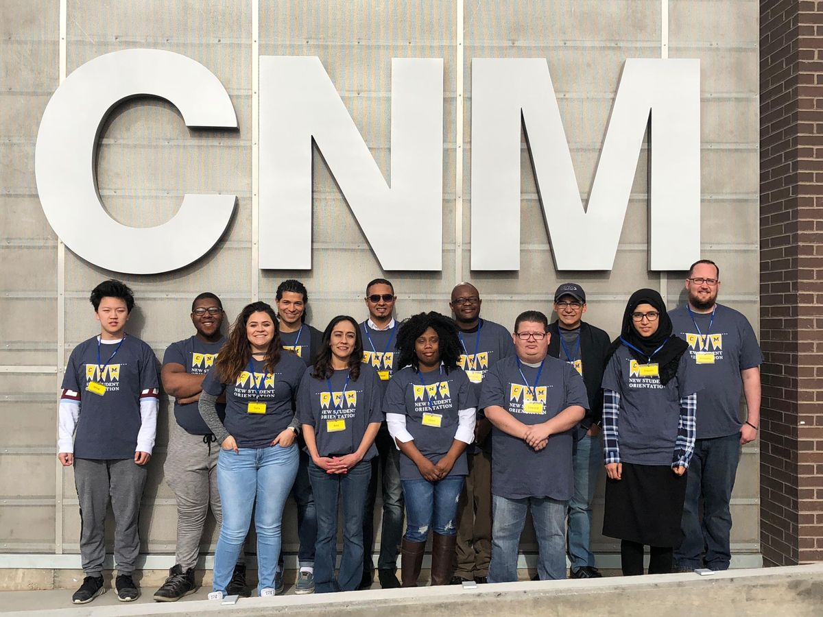 Cnm New Student Orientation Montoya Campus Fall 2018 Albuquerque