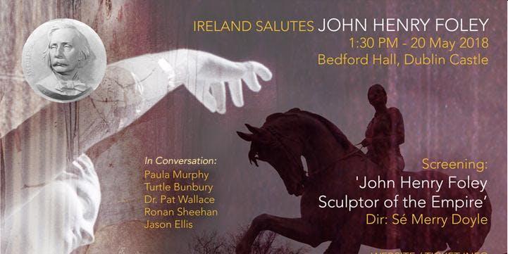 Ireland Salutes John Henry Foley