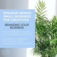 Branding Your Business Small Business for Creatives
