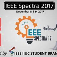 IEEE Spectra 2017 IEEE IIUC Student Branch