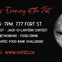 All Hallows Evening at the Fort